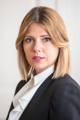 Pročelnica - Zrinka Raguž, dipl. politolog